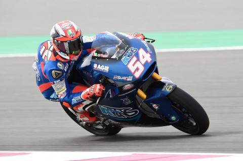 Moto2 Argentina: Focussed Pasini takes control for victory
