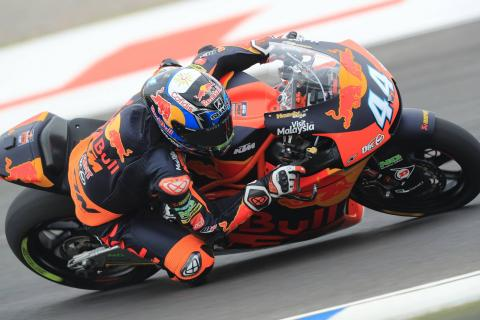 Moto2 Americas - Free Practice (1) Results