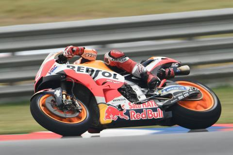 Argentina MotoGP - Warm-up Results