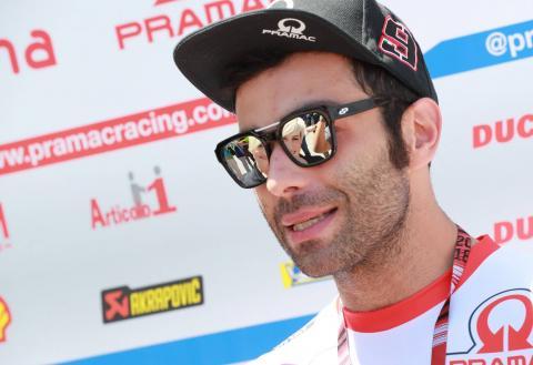 Petrucci talks GP17 resurgence, Honda test speed