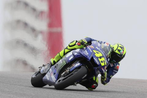 Rossi: Track condition 'critical, a disaster'