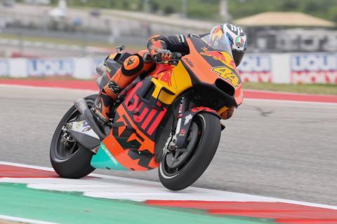 Austin MotoGP - Qualifying (1) Results