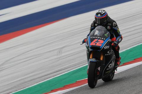 Moto2 Americas - Race Results
