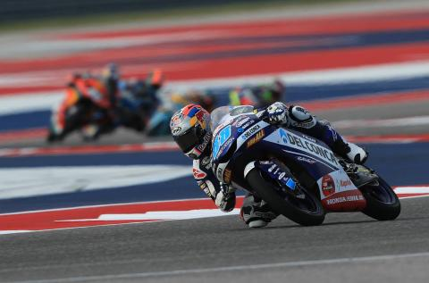 Moto3 Americas - Qualifying Results