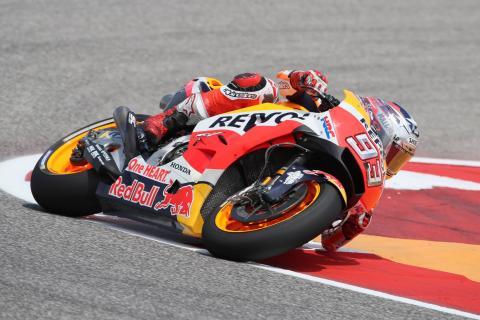 Austin MotoGP - Free Practice (3) Results