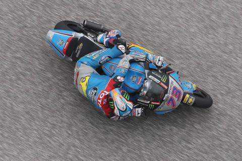 Moto2 Americas - Qualifying Results