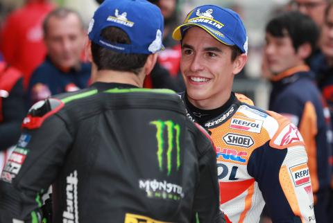 Marquez: Yamaha lost a really good rider