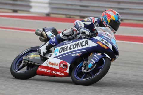 Moto3 Americas - Race Results