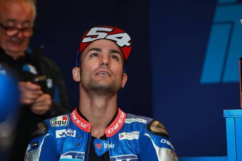 Moto2: Pasini to replace Dixon at Jerez