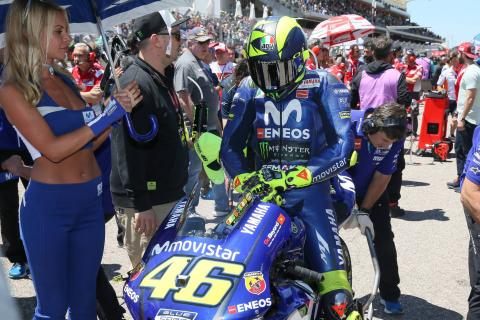 Rossi: We want to improve, fight for championship