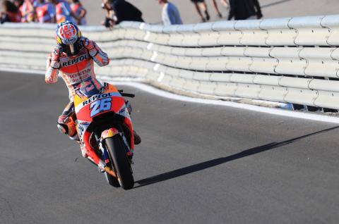 Pedrosa: Hip injury needs to be drained