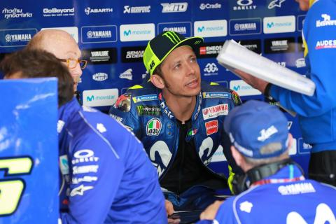 Rossi awaiting 'something more important' for next test