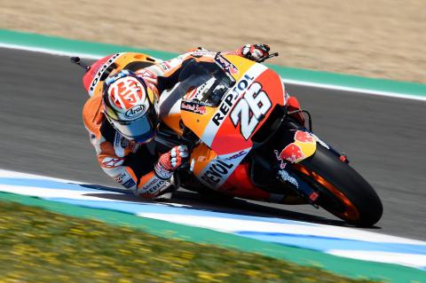 Electronics, aerodynamics on the agenda for sore Pedrosa
