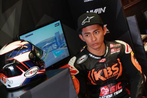 Moto2: Khairuddin leaves SIC Racing Team