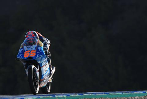 Moto3 Spain: Outstanding Oettl wins as Martin, Canet clash