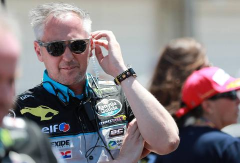 Bartholemy's contract terminated by Marc VDS