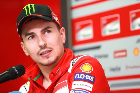 Lorenzo: My priority is results over contract