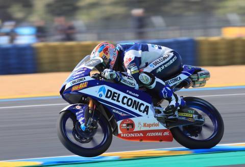 Moto3: Martin makes it three in a row