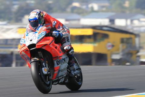 French MotoGP - Free Practice (2) Results