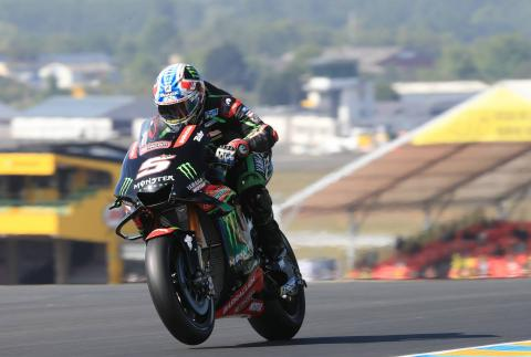 """Zarco """"ready"""" for Le Mans, sees Marquez, Vinales as """"strong"""" rivals"""