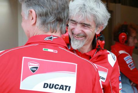 Ducati: Moto3 'important', first 'we must complete job' in MotoGP