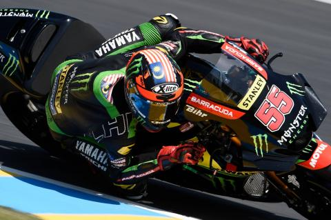 Syahrin to stay in MotoGP - not with Sepang, Lorenzo