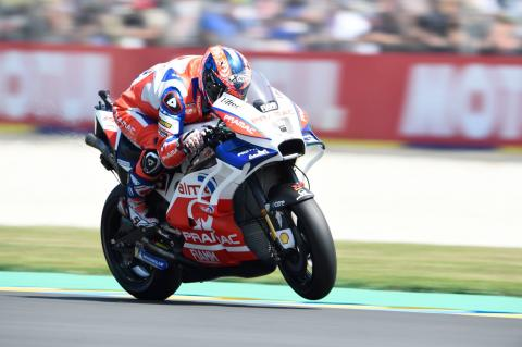 Petrucci: Dovi's chosen, I can only wait