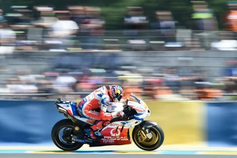 """Miller working to be """"all-round package"""" for Ducati"""