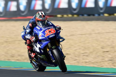 Vinales: I wish the race was 9am!