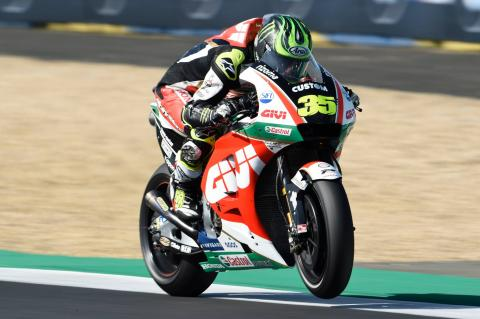 Crutchlow declared fit to race