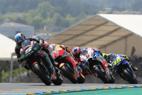 Zarco: Accepting fifth wasn't in my mood