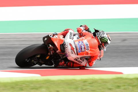 Trademark Lorenzo ride delivers maiden Ducati win