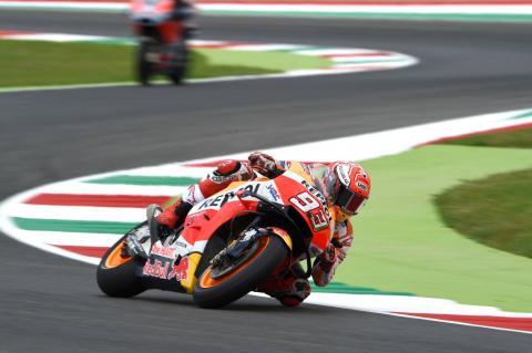 Italian MotoGP - Free Practice (3) Results