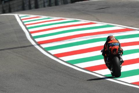 Moto2 Mugello - Race Results