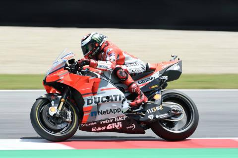 Italian MotoGP - Race Results