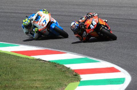 Moto2 Mugello: Awesome Oliveira back to winning ways