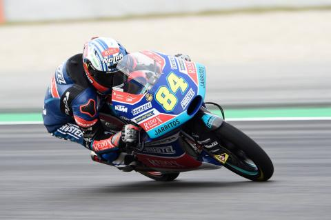 Moto3 Thailand - Free Practice (1) Results