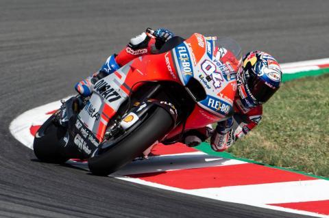 Catalunya MotoGP - Warm-up Results