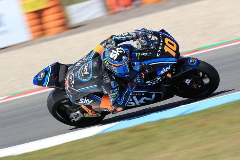Moto2 Brno - Qualifying Results