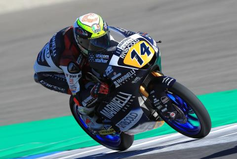 Moto3 Silverstone - Free Practice (2) Results