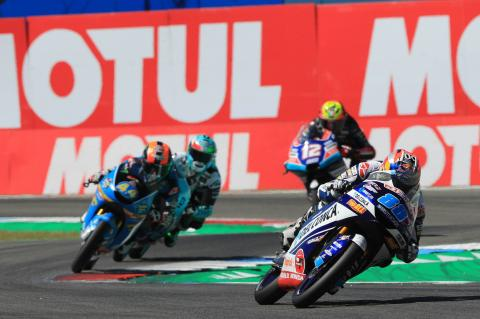Moto3 Assen: Martin gives masterclass for Dutch GP win