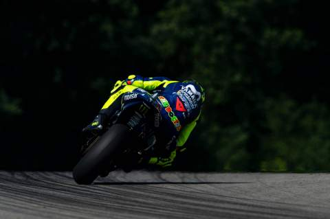 Rossi (17th): The problem is always the same