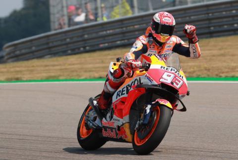 German MotoGP - Race Results