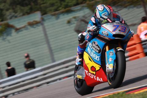 Alex Marquez sticks with Marc VDS in Moto2