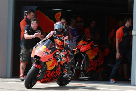 'No proof' but 2019 KTM 'ready', Zarco stability