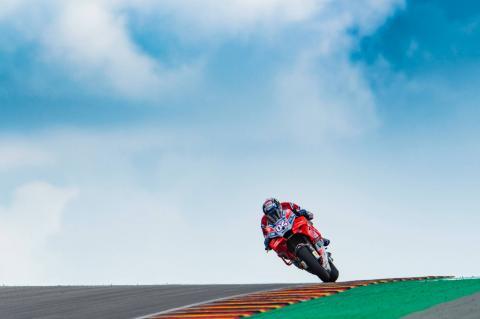 German MotoGP - Free Practice (4) Results