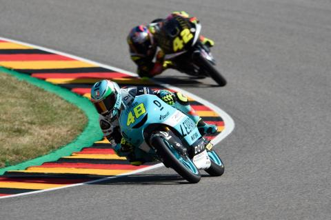 Moto3 Germany - Free Practice (3) Results