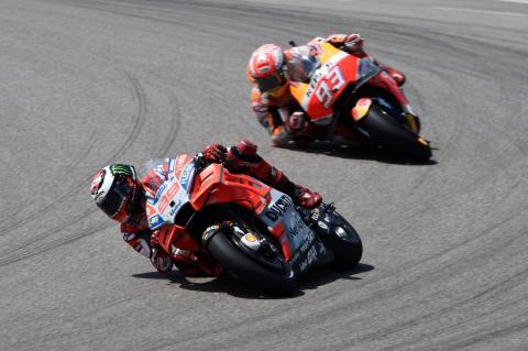 Honda on Lorenzo: 'We saw an opportunity'