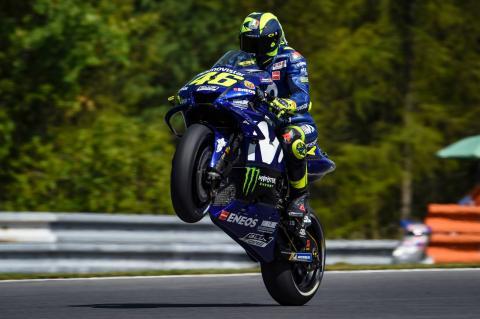 MotoGP Brno - Free Practice (3) Results