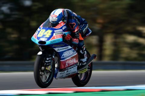 Moto3 Brno - Qualifying Results